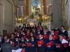 Il Coro polifonico della Chiesa del Carmine (foto Alessio Carità)