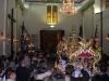 L'Urna con il Cristo e la Madonna sono appena rientrati nella chiesa di San Girolamo (foto Alessio Carità)